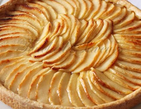 Tarte pommes CAP