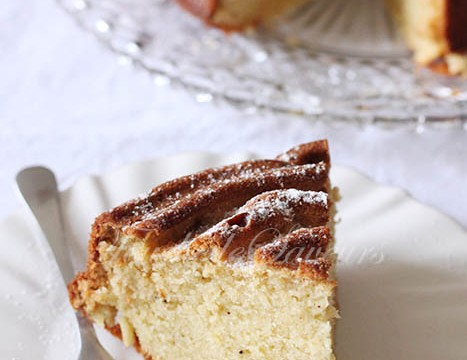 Vanilla cake1