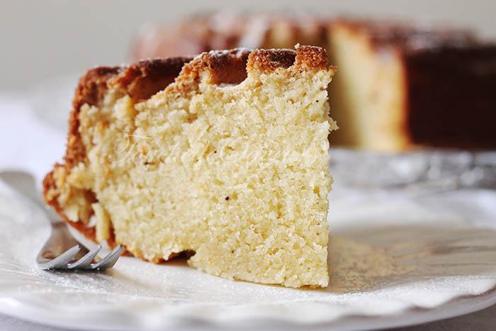 Vanilla cake2
