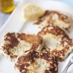 pancake petits pois