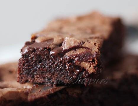 Brownie chocolat carambar2