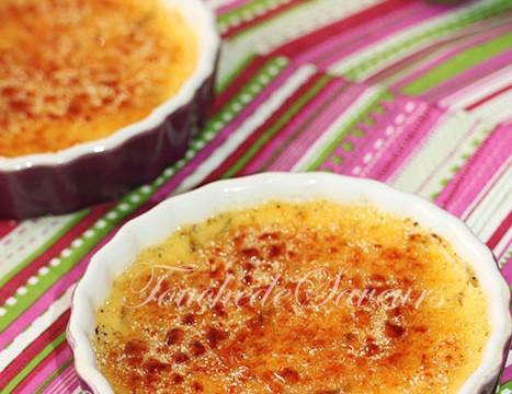 Desserts et gourmandises for Chambre 13 vanille et citron