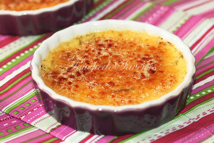 Crème brûlée vanille citron vert1