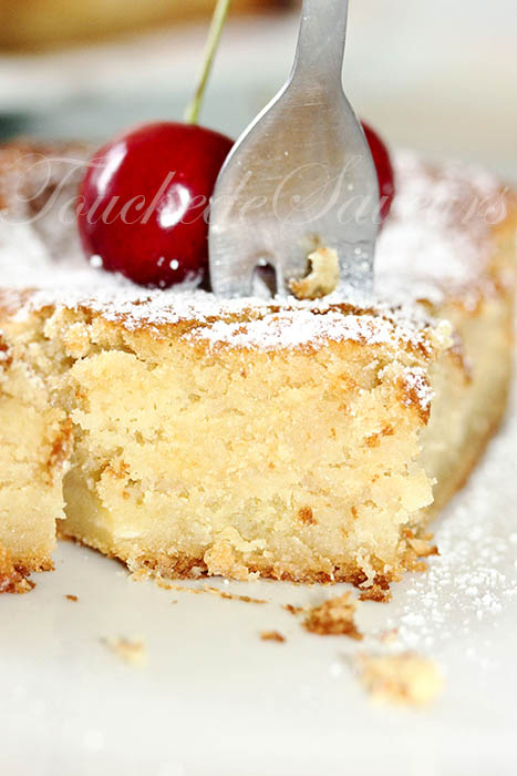 Gâteau pomme ricotta1