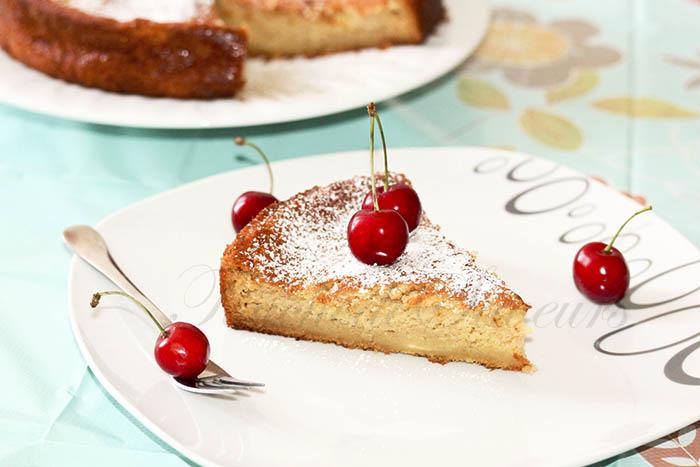 Gâteau pomme ricotta2