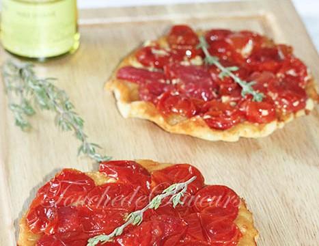 Tatin tomate cerise