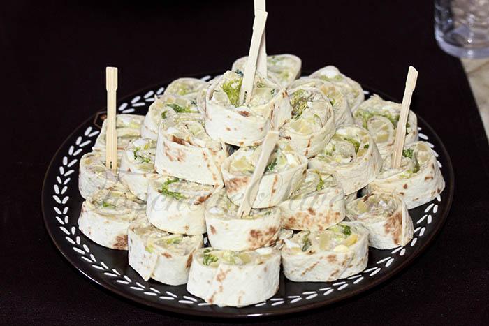 Wraps thon, pomme de terre, câpres1