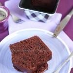 Cake chocolat ricotta1