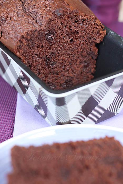 Cake chocolat ricotta2