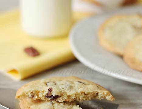 Cookies aux pépites de chocolat noir et noix de pecan3