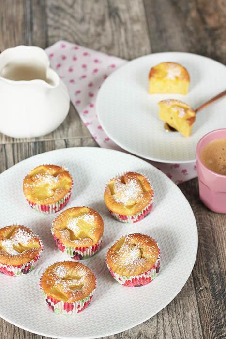 Muffins ananas yaourt