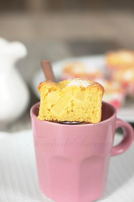 Muffins ananas yaourt1