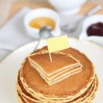 Pancakes au yaourt1
