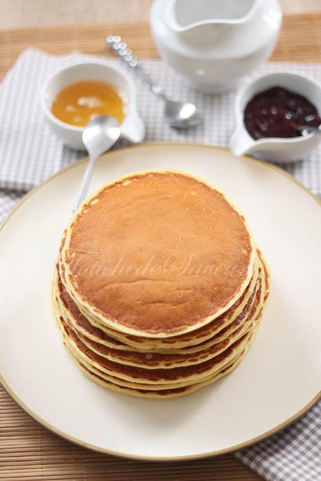 Pancakes au yaourt2