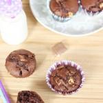 Muffins chocolat milka