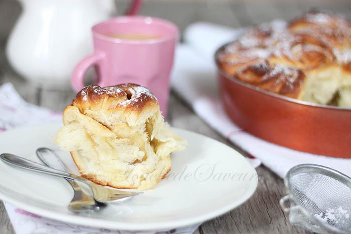 Roul s brioch s pomme cannelle - Roule a la cannelle ...