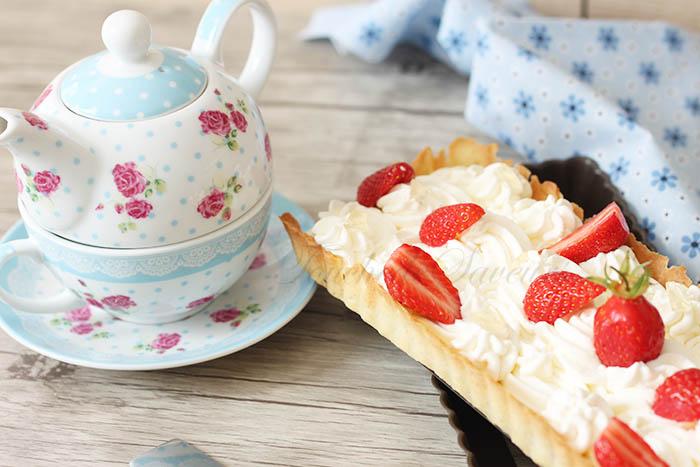 Tarte fraise melba2