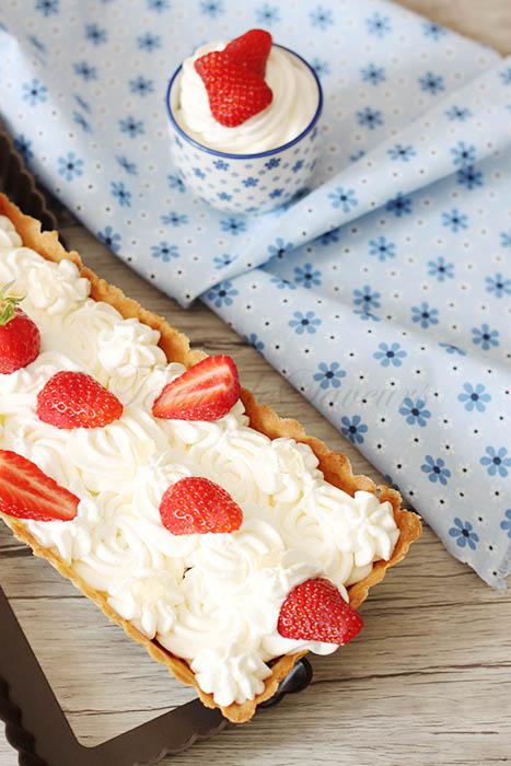 Tarte fraise melba3