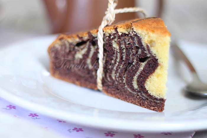 Zebra cake yaourt grec2