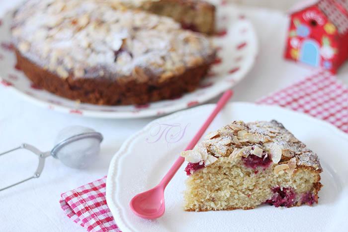 Bakewell cake Rachel Allen