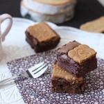 Brownies chocolat speculoos