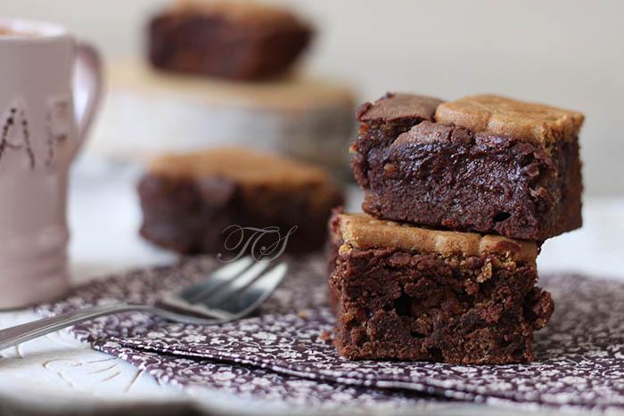Brownies chocolat speculoos4