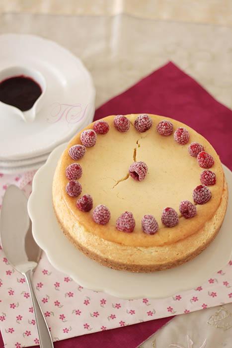 Cheesecake new-yorkais citron1