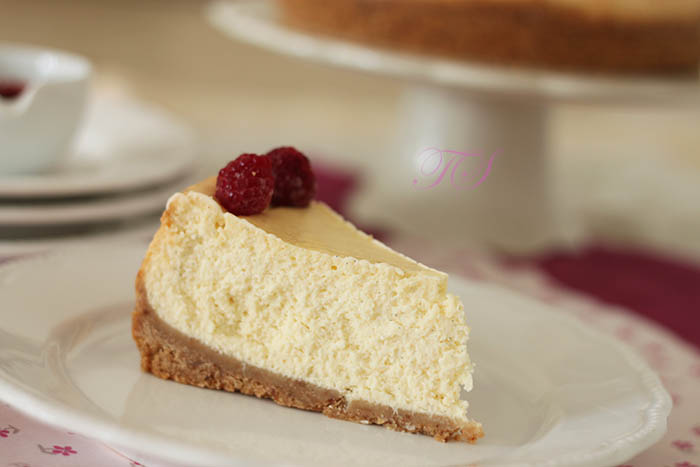 Cheesecake new-yorkais citron2