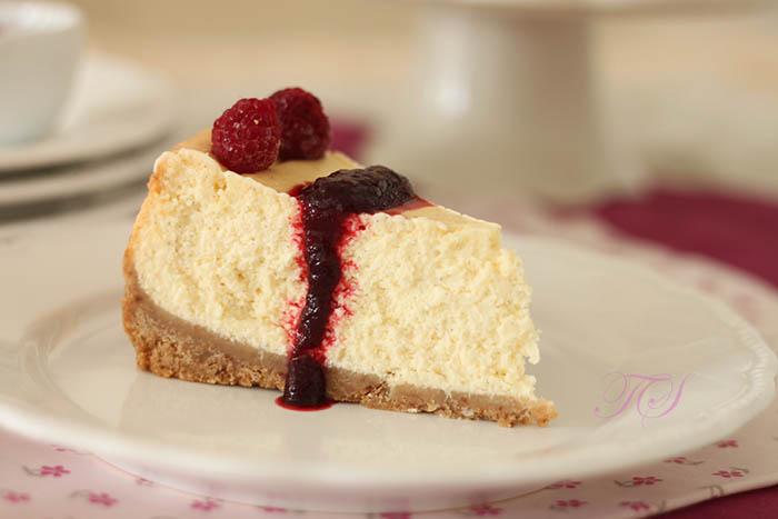 Cheesecake new-yorkais citron3
