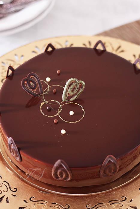 Le 3 Chocolats Valrhona