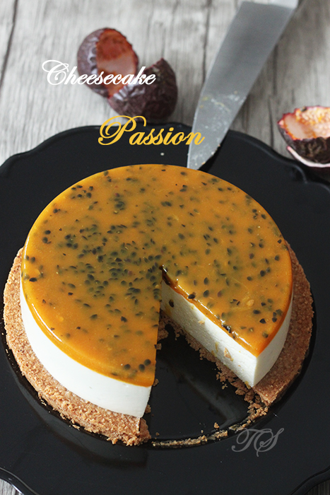 Cheesecake passion