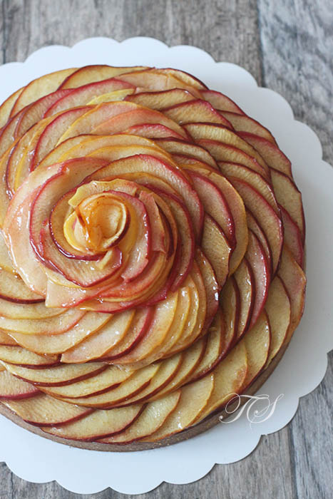 Tarte aux pommes Cédric Grolet1