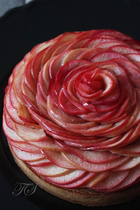 Tarte aux pommes Cédric Grolet3