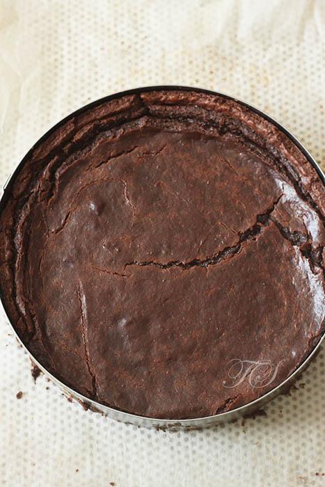 Flan pâtissier chocolat Yann Brys