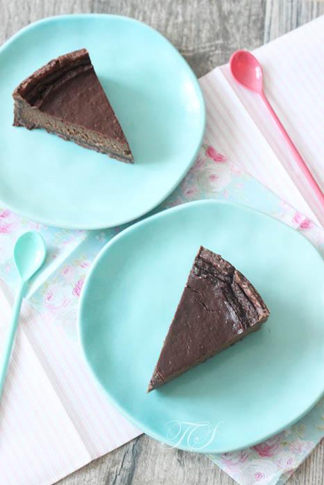 Flan pâtissier chocolat Yann Brys1